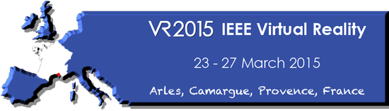 Demo submission accepted to be presented at IEEE VR 2015